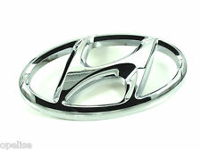 Genuine New HYUNDAI GRILLE BADGE Front H Emblem For i30 2012-2014 GDI CRDI T-GDI
