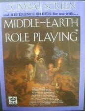 Middle-Earth Role Playing Combat Screen & Sheets