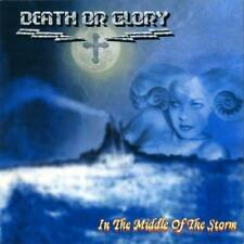Death or Glory-in the middle of the storm CD