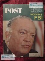 Saturday Evening POST September 25 1965 BILL COSBY J EDGAR HOOVER