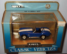 ERTL COBRA 427 1/43 NEW IN BOX NRFB MINT DIE CAST METAL REPLICA
