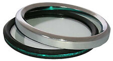 Chrome Bezel & Sealing Ring for 80mm Clocks - BSA,Triumph,Norton etc