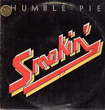 Humble Pie Vinyl LP A & M Records,1972,SP-4342, Smokin' ~ VG