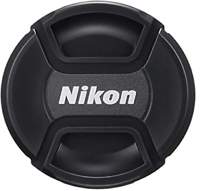 Genuine Nikon LC-67 67mm Snap on Front Lens Cap Dust Cover ProtectorJAPAN Import