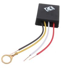 3 Way Touch Control Sensor Switch Dimmer Lamp Desk Light Parts AC 220V