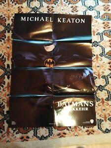 Batmans Rückkehr (Michael Keoton, Plakat)