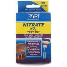 Kit de prueba de Nitrato de API para Pez Tanque Acuario Agua Dulce Marino Tropical