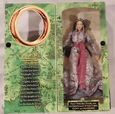 "LORD OF THE RINGS ARWEN 12"" FIGURE LOTR The Fellowship Of The Rings"