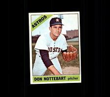 1966 Topps 21 Don Nottebart NM #D461411