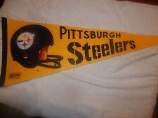 Vintage Pittsburgh Steelers Full size Pennant