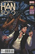 Star Wars Han Solo #1 SDCC 2016 Exclusive Lupacchino Variant Cover NM Marvel