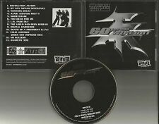 ATARI TEENAGE RIOT 60 Second Wipe Out RARE ADVNCE PRESSING PROMO DJ CD 1999 USA