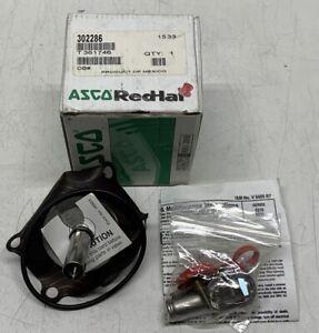 NEW ASCO Red Hat 302286 Solenoid Valve Rebuild Kit for 8210B056 and 8210G056