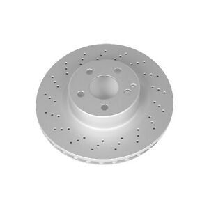 Power Stop EBR650EVC Disc Brake Rotor For 99-03 Mercedes-Benz CL500 S430 S500