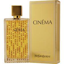 Cinema by Yves Saint Laurent Eau de Parfum Spray 1.6 oz