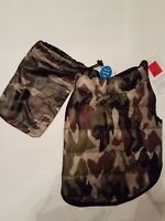 top paw apparel for dogs camo vest size s small