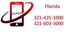 Sim-card with vanity phone number Florida FL 321
