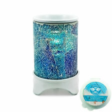 Owlchemy OCEAN Electric wax burner with light & dimmer and summer scents
