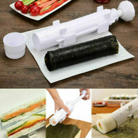 Sushi Bazooka Roller Maker Reis Rollen DIY Küche Lebensmittel Rohrform xk