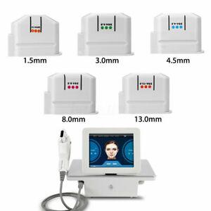 Pro High Intensity Focused Ultrasound Handpiece HIFU Machine Cartridges