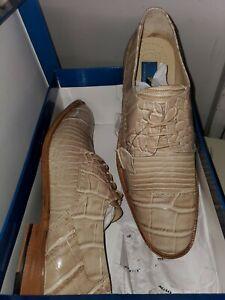 Giorgio Brutini Shoes Beige 13 Men's US