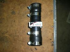 """Water Flotec Simer FP0026-10 In-line Sump Pump Check Valve 1-1/4"""" or 1-1/2""""  X 3"""