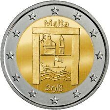 PRESALE - MALTA 2 EURO commemorative 2018 - Cultural Heritage