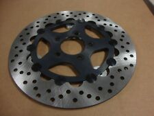 "BIG DOG MOTORCYCLES BREMBO 11.5"" REAR BRAKE ROTOR 2008 MUTT BLACK ANNODIZED"