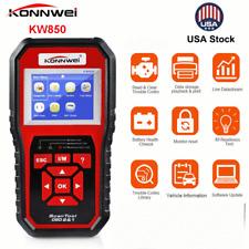 KONNWEI KW850 12V Auto OBD2 EOBD Code Reader Scanner Diagnostic Service Tool New