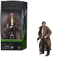 Han Solo – Star Wars The Black Series 6-Inch Action Figure [Endor]