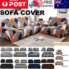 Sofa Cover Couch Lounge Protector Slipcovers High Stretch Covers 1 /2 /3 Seater