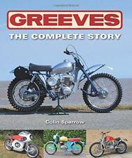 GREEVES: The Complete Story by Sparrow, Colin LIBRO DE TAPA DURA 9781847977410