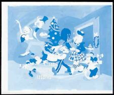 Lesotho 1982 Disney Christmas SS MASTER PROOF