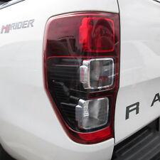 Rojo/Negro Cola Trasero Luz Trasera Ford Ranger Wildtrak Lámpara N/S 2012 Lh Izquierdo Reino Unido SP
