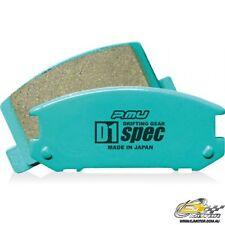 PROJECT MU DI SPEC for SUBARU IMPREZA 98-00 GC8 WRX-STI 4POT 2POT {REAR}