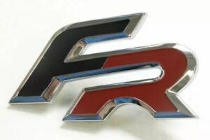 Seat FR Rear Boot Emblem Badge Free P&P