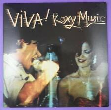 Roxy Music  - Viva! Roxy Music The Live Roxy Music Album 1981, UK 1st Press 1976