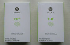 Neora EHT Brain Formula Supplement, 2 Boxes - 30 caps/EA - NEW - Free Shipping