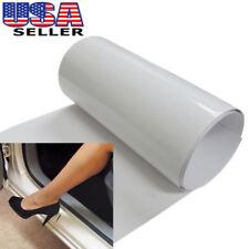 """6"""" x 60"""" Clear Door Sill or Door Edge Paint Protection Scratch Film Vinyl Sheet"""