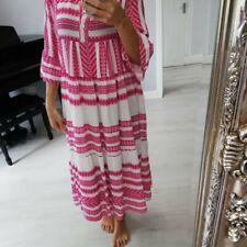Aztec boho Maxi Dress fits up to a size 16