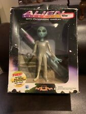Alien Lifeform with Panofamic Display by Shadowbox Collectibles 1995 NIB