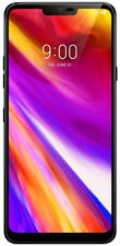 LG G7 ThinQ LMG710VM - 64GB - New Aurora Black (Verizon)