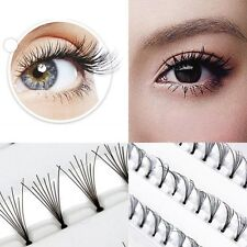 8MM Makeup Natural 60 Individual False Eyelashes Long Eye Lashes Extension