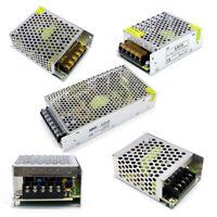 Alimentation LED de Bande de Puissance de Commutation Régulée DC 5V/12V 5A-16.5A