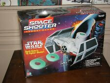 1996 STAR WARS Darth Vaders Tie Fighter Space Shooter
