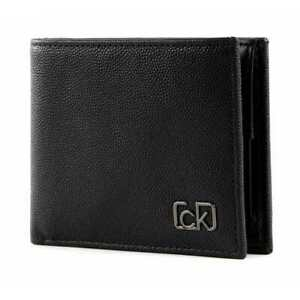 CALVIN KLEIN Wallet EUROPE Male Black - K50K505959BAX