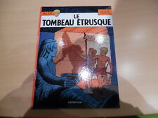 belle reedition alix le tombeau etrusque