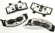 VGX MF215 Frt Semi Met Brake Pads