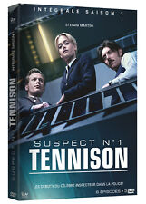 DVD SUSPECT N°1 TENNISON SAISON 1 NEUF