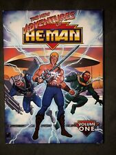 *Rare* The New Adventures of He-Man Volume 1, Complete DVD Set NEW